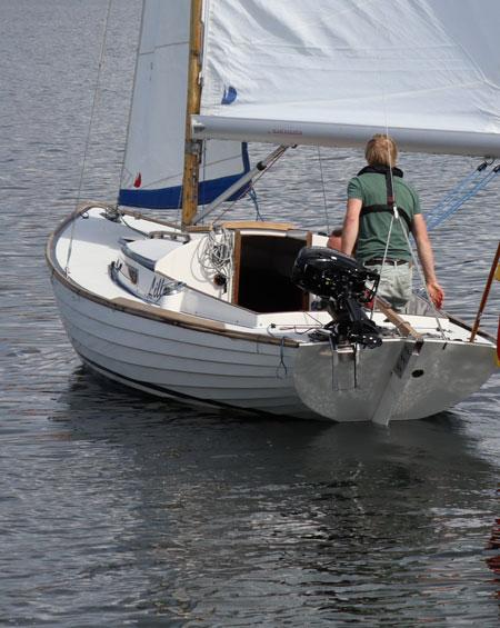 Fokebootcharter Flensburg, Lilly